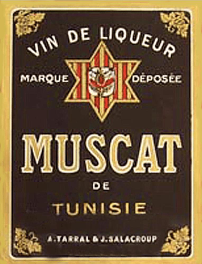 Vin de liqueur de Tunisie