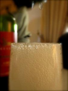 Des bulles et des bulles de Champagne