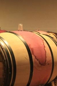 Barrique de vin