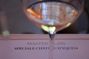 Master class Yquem