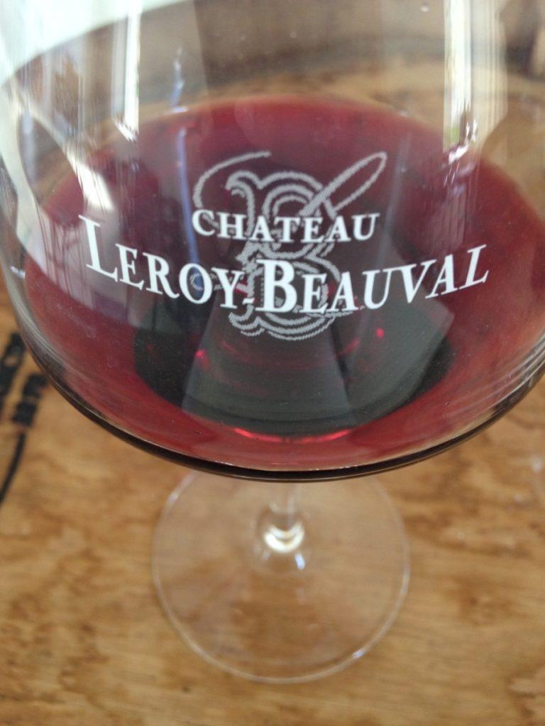 Dégustation Leroy Beauval