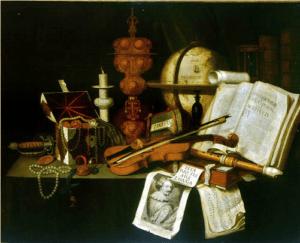 Peinture vanités