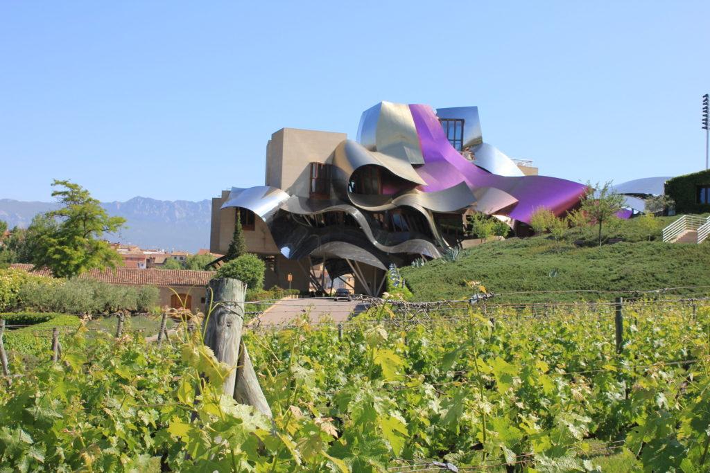 Une winery hors du commun dans la Rioja