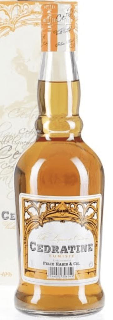 Liqueur de cédrat tunisie