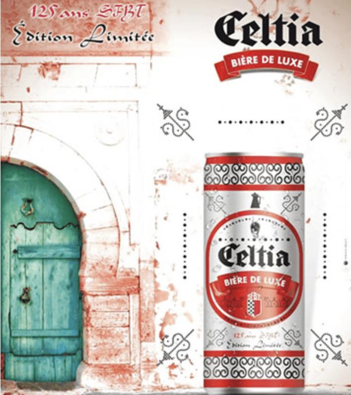 Bière tunisienne celtia