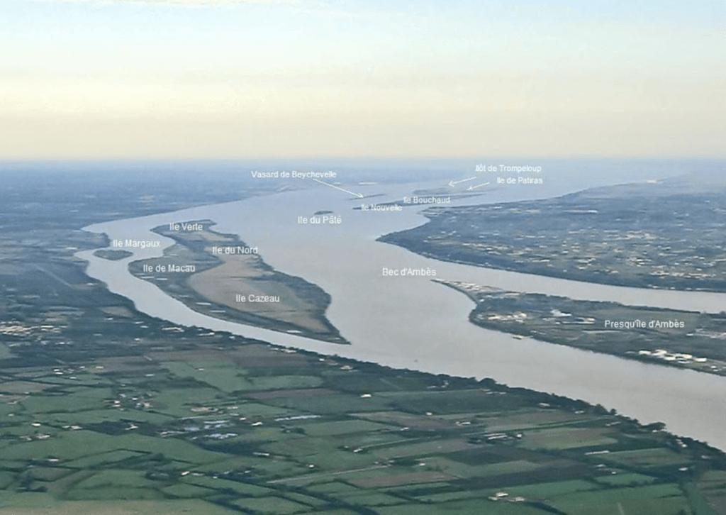 Estuaire de la Gironde