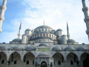 Mosquée de Turquie