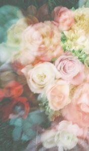 Flou fleuri