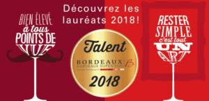 Talents de Bordeaux 2020