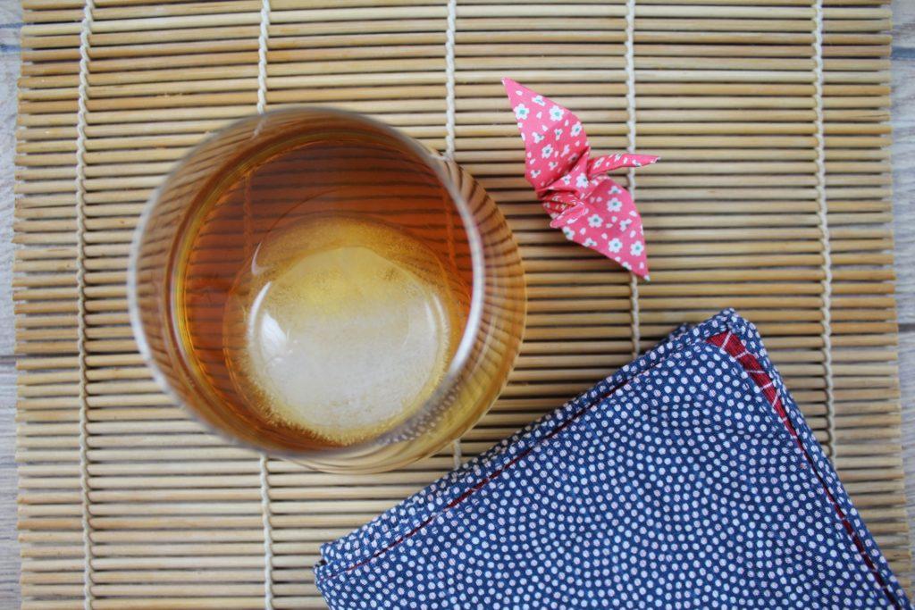 Saké et whisky