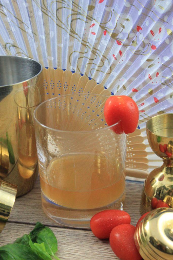 Cocktail saké