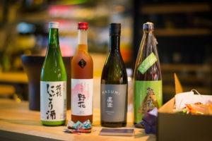Tendance saké