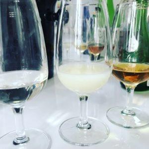 Les couleurs du saké